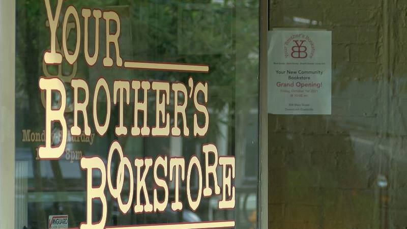 Evansville brothers open bookstore downtown