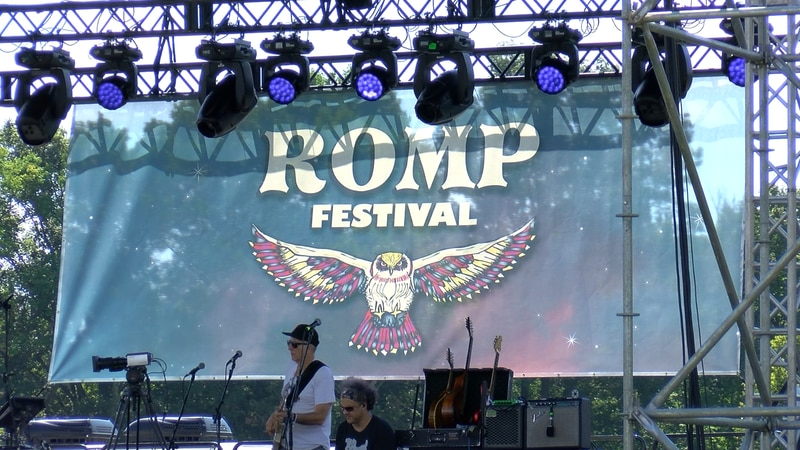 ROMP is helping boost Owensboro's economy by bringing in people from all over the country.