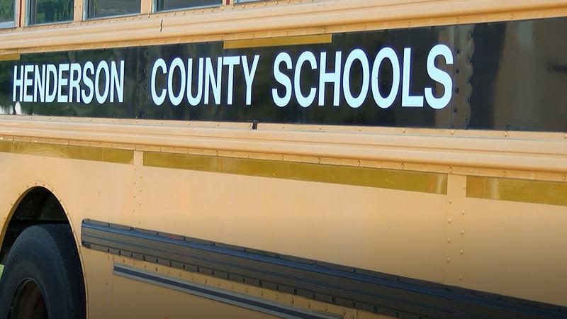 Henderson County High School holds Colonel Blitz for freshmen