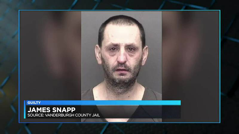 Evansville man found guilty of attempted rape