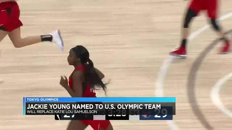 Princeton's Jackie Young joining Olympic basketball team