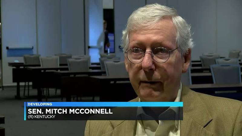 Senator McConnell visits Owensboro
