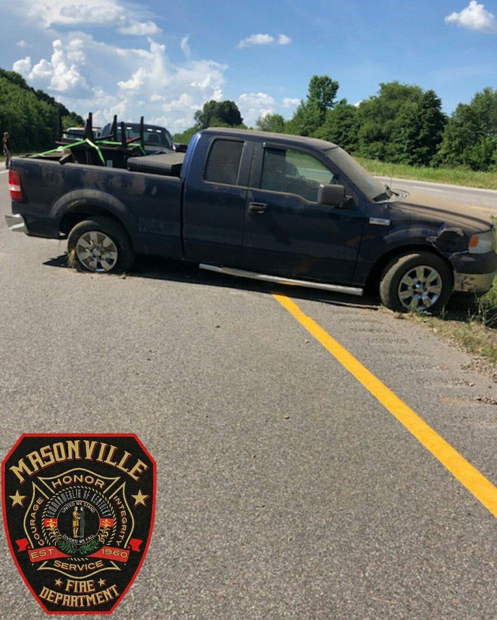 I-165 crash in Daviess Co.