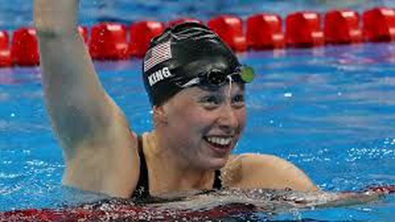 File of Lilly King