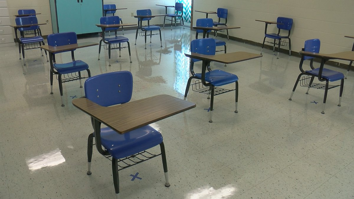 Union County Public Schools announced Friday that students and staff will be required to wear...