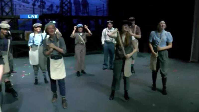 GF Default - Students ?making headlines? at Castle High School with summer musical