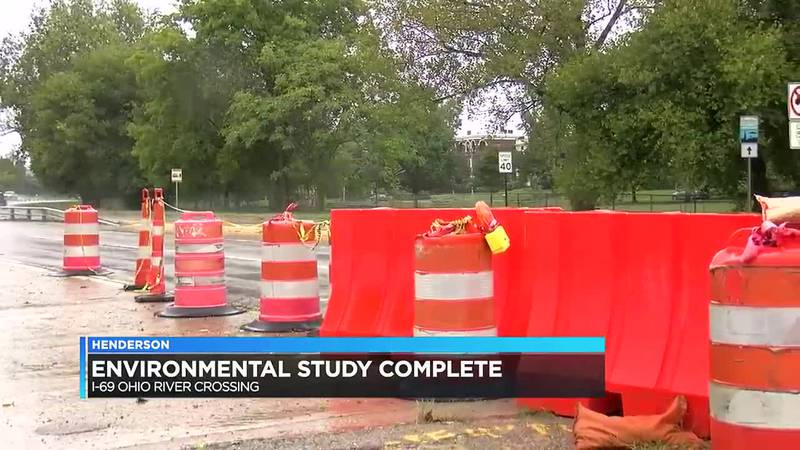 Section 1 of I-69 Ohio River Crossing approved for construction