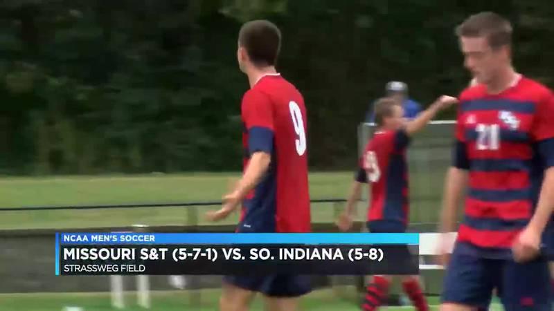 NCAA Men's Soccer: Missouri S&T vs. USI