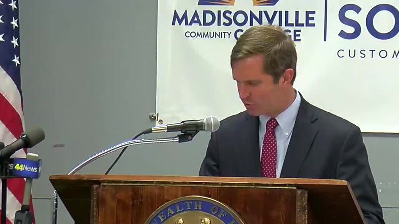Gov. Beshear announces nearly $1M in grant funds for W. Ky. communities