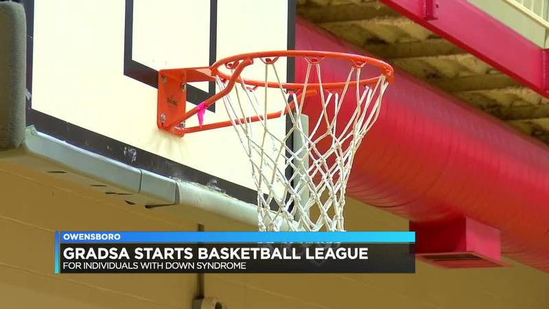 GRADSA creates basketball league for individuals with Down syndrome