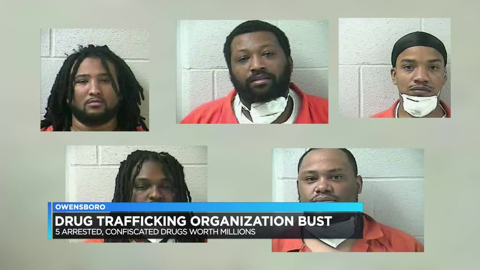 Feds announce largest drug seizure in Owensboro history