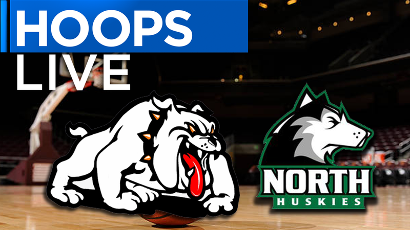 New Albany vs. North boys basketball highlights.