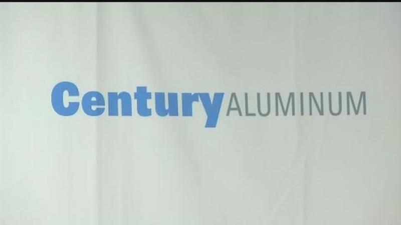 GF Default - Century Aluminum marking restart of Hawesville smelter with ceremony