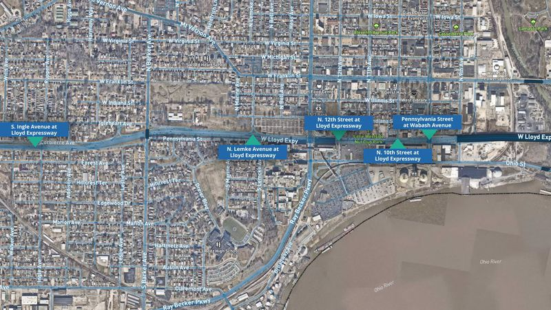 """""""The Lloyd4U"""" officials want your feedback on possible road closures along the Lloyd Expressway."""