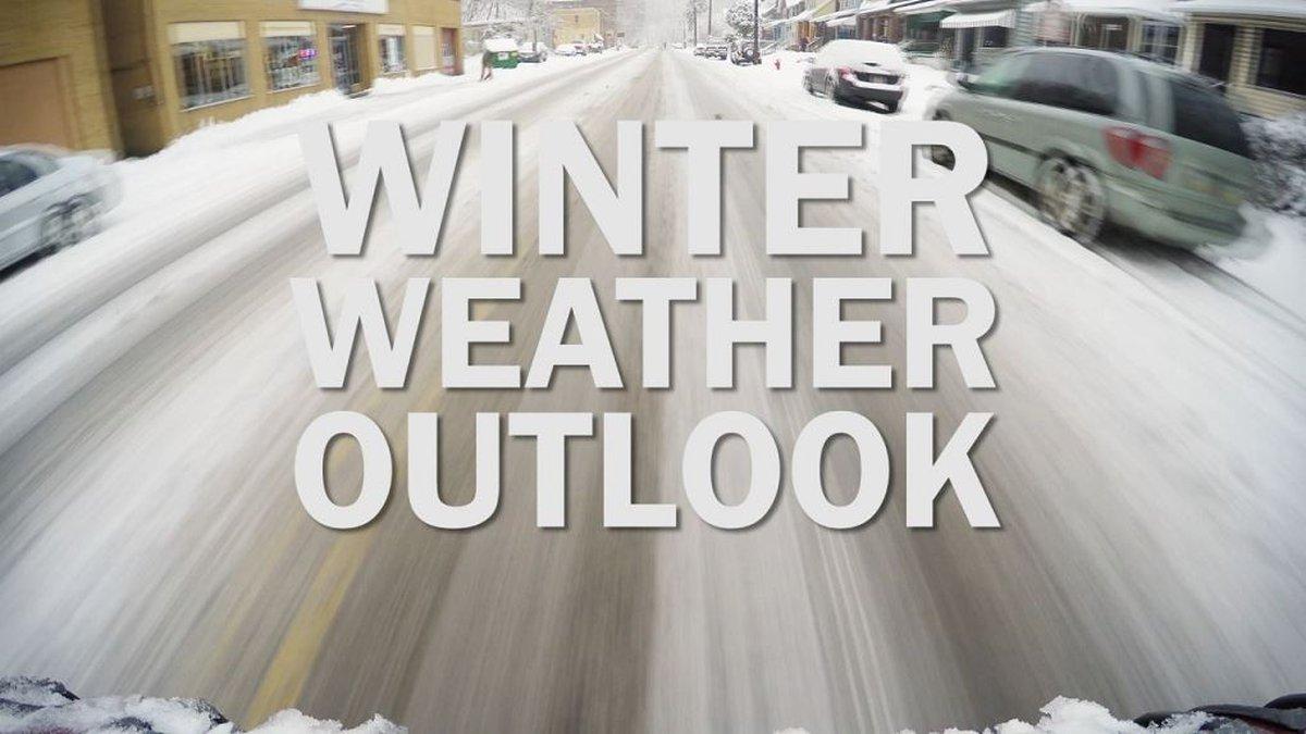 Winter Weather Outlook