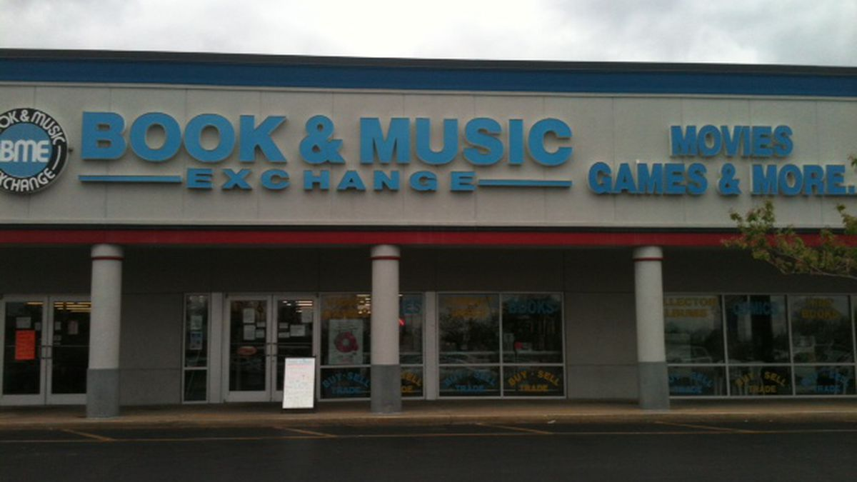 Book and Music Exchange on Frederica St. in Owensboro