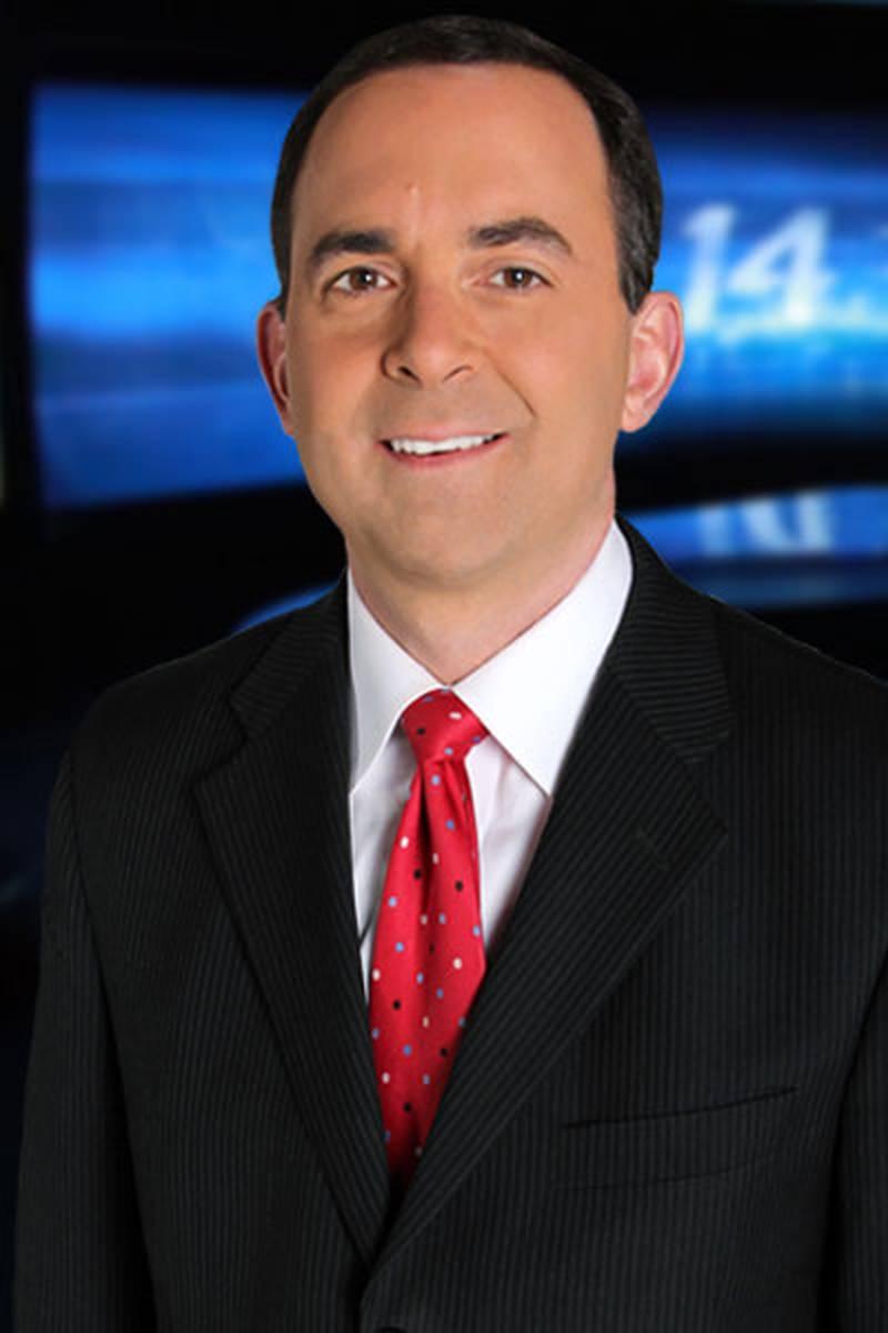 Headshot of Jeff Lyons, Chief Meteorologist