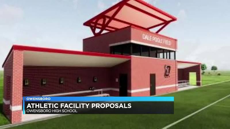 Owensboro High School considering renovation proposals for athletic facilities