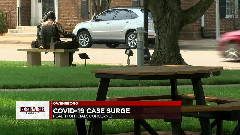 Officials: New COVID cases in Green River District rising at alarming rate