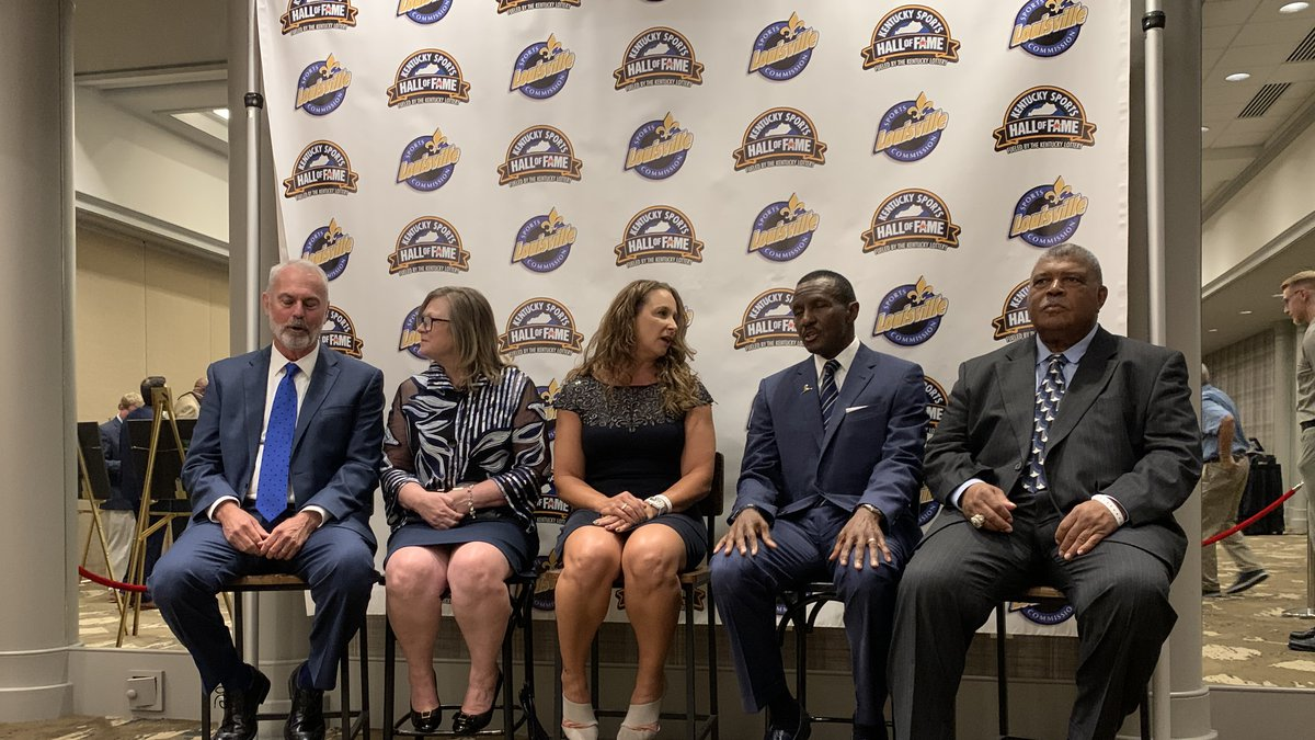 Kentucky Sports Hall of Fame - Class of 2021