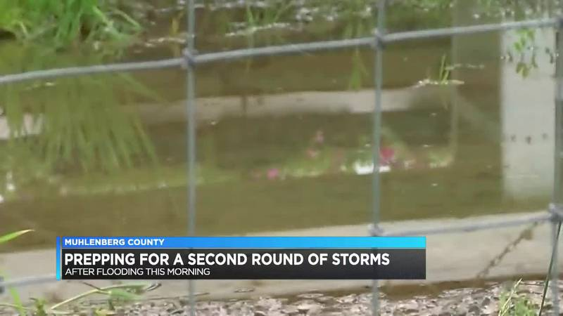 Greenville flooding temporarily closes tanning business