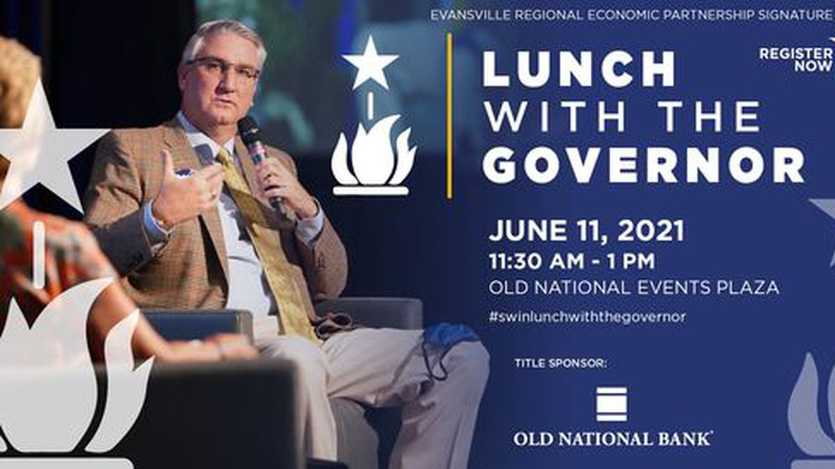Lunch with the Governor