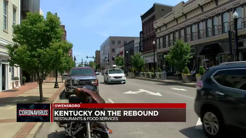 Kentucky on the rebound: Ag Commissioner & Ky. Restaurant Association pushing for re-opening...