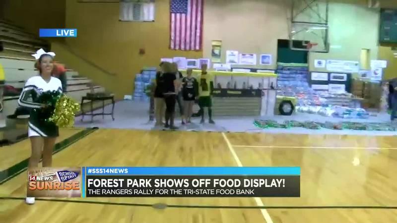Forest Park Rangers ramp up for Sunrise School Spirit, pt. 1
