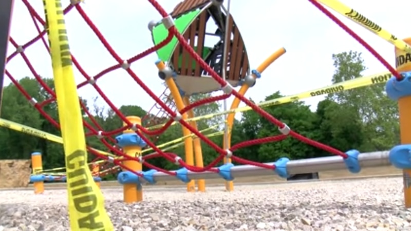 Initial renovation phase complete at Lou Dennis Community Park