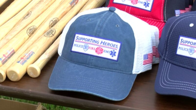 The non-profit organization Supporting Heroes joined the festivities at Friday After 5 in...