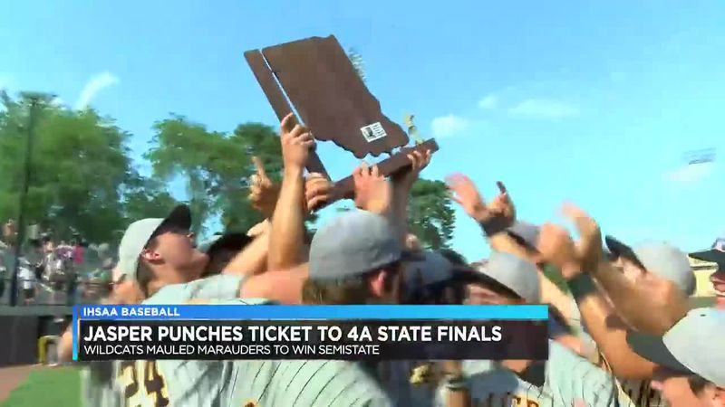 Jasper routs Mt. Vernon (Fortville) to advance to IHSAA Class 4A state finals