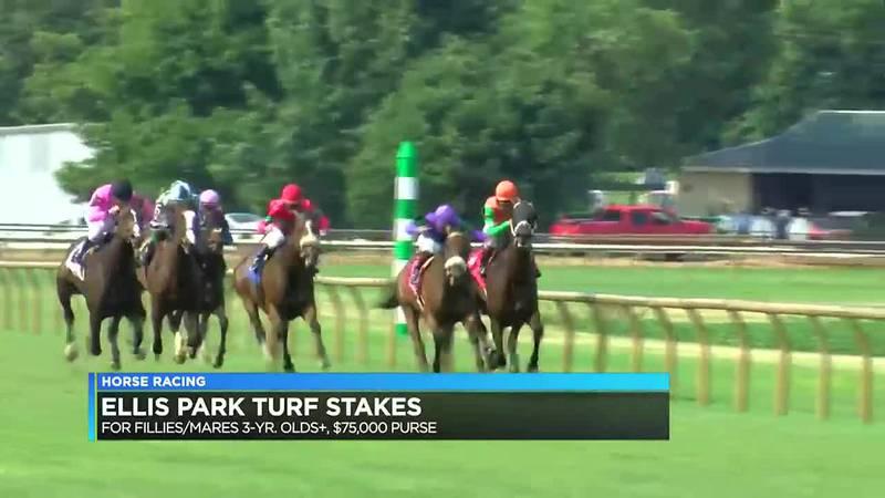 2 stakes races take place at Ellis Park