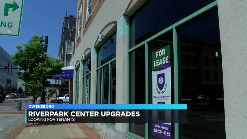 Owensboro's RiverPark Center new renovations, seeking tenants for the old Bluegrass Museum
