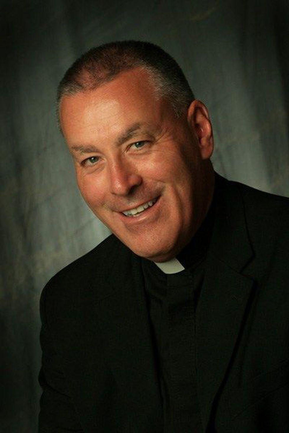 Reverend Gerald H. Baker. (Source: stmaryofthewoodswhitesville.org)