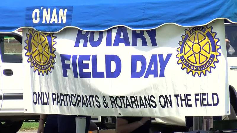 Henderson residents participate in Rotary Day of Service