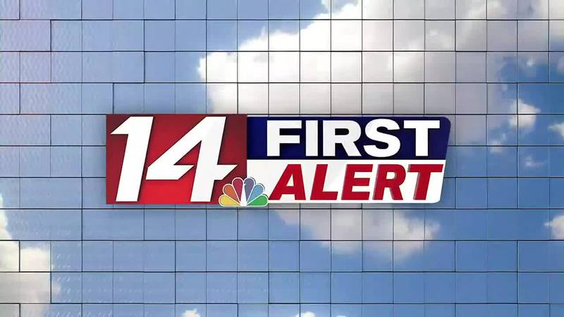 6/14 14 First Alert Forecast at 10 p.m.