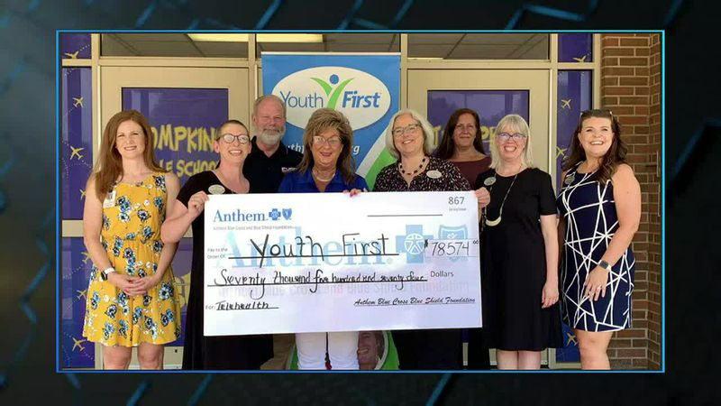 Youth First receives award to continue behavioral health support.