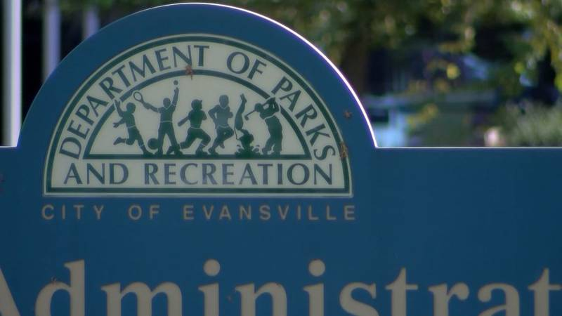 Evansville's Department of Parks and Recreation held its free summer program Tuesday as...