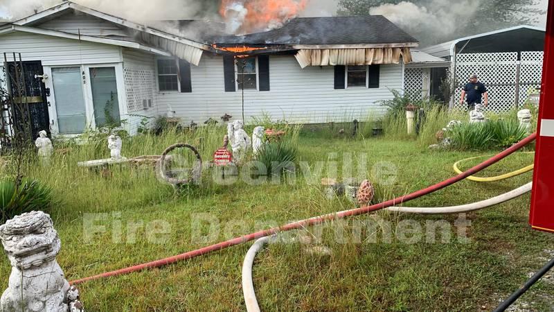 Muhlenberg house fire
