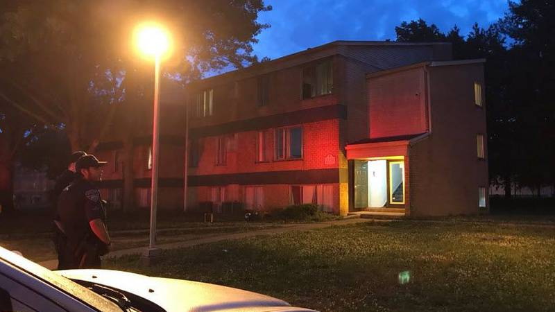 Evansville firefighters responded to an apartment fire on the south side of town early Tuesday...