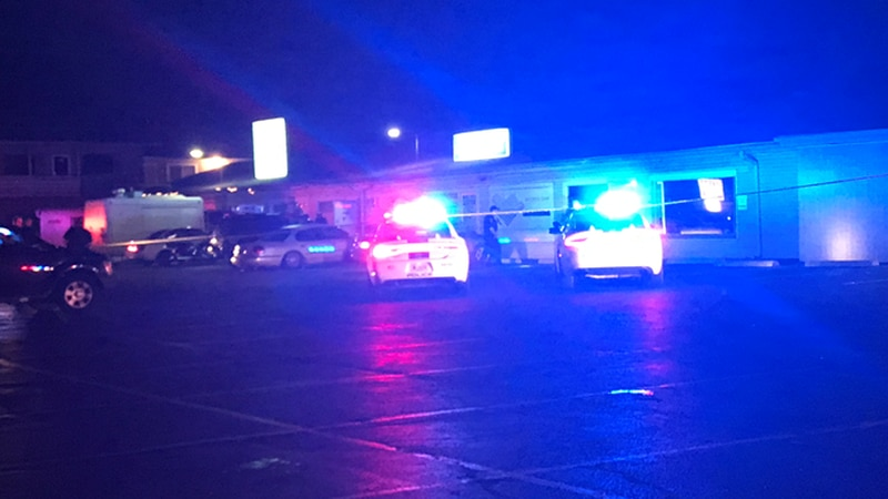 A person was sent to the hospital after a shooting on the east side of Evansville. It happened...
