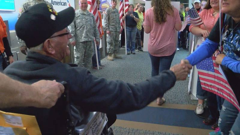 Honor Flight of Southern Indiana