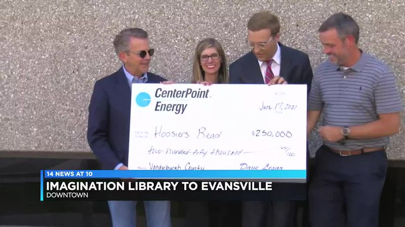 Dolly Parton's Imagination Library coming to Evansville