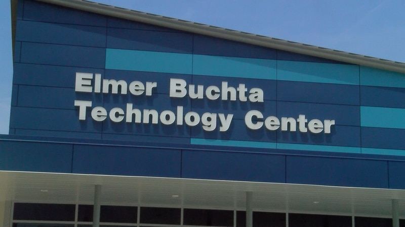 The Elmer Buchta Technology Center will be the site of new classes from Ivy Tech.