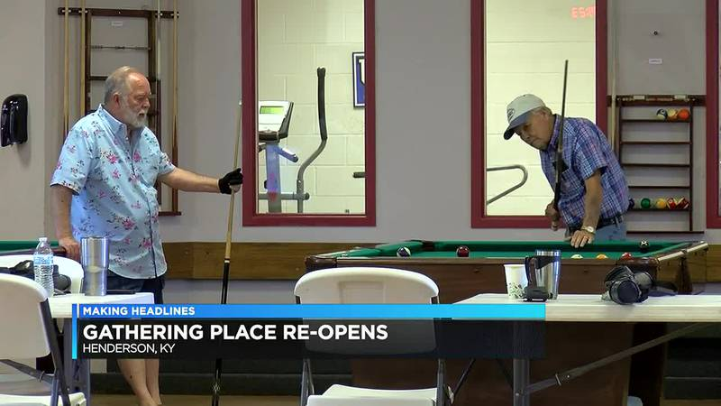 The Gathering Place reopens