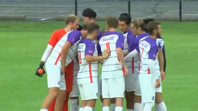 NCAA Men's Soccer: Loyola vs. UE