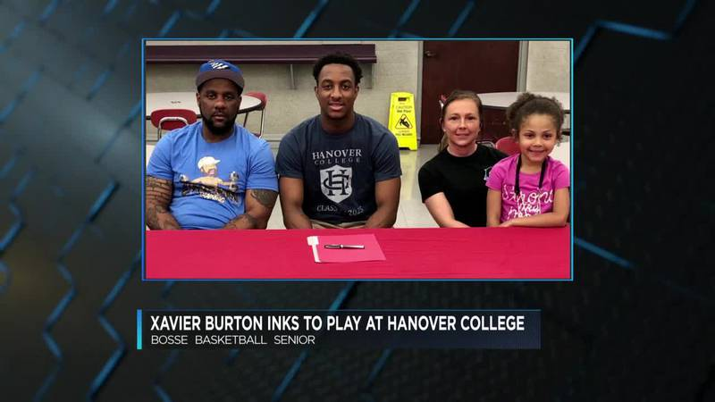 Bulldogs senior inks to play at Hanover College