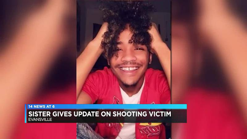 Sister of Franklin St. shooting says brother is stable