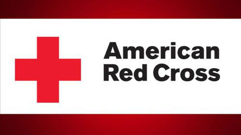 Original logo provided by the American Red Cross