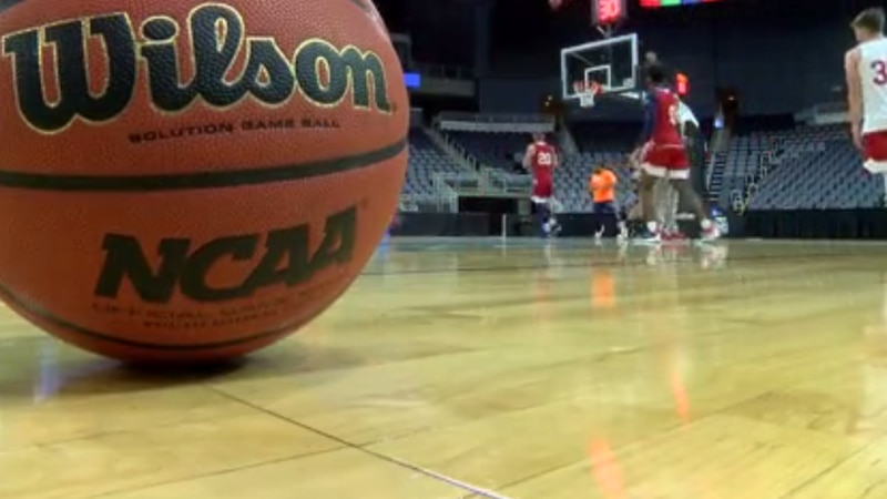 The NCAA Division II Men's Basketball Elite Eight in Evansville expected to be directly...